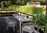 Hôtel Lomazzo - Villa Maria Cristina Bed and Breakfast-3