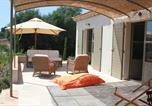 Location vacances Eccica-Suarella - Secic - Villa piscine proximité Porticcio-4