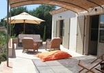 Location vacances Ucciani - Secic - Villa piscine proximité Porticcio-4