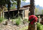 Hôtel Tepoztlán - Hacienda Santa Rosalia Parador Hipico-4