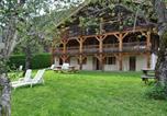 Location vacances Saint-Jean-de-Sixt - Appartement Jaune N°1-1