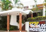 Hôtel Ciudad de Panamá - Los Mostros Hostel- Adults Only-3