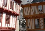 Hôtel Ile-d'Arz - Ibis budget Vannes-3