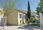 Location vacances Grignan - Holiday Home Grillon with a Fireplace 06-3