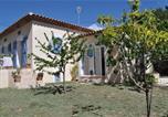 Location vacances La Destrousse - Les Manaux en Provence-4