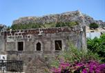 Location vacances Lindos - Captains House-3