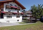Location vacances Fügen - Apartment Hirner 2-1