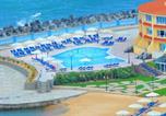 Hôtel قسم سيدى جابر - Mediterranean Azur Hotel-4