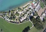 Villages vacances Vallières - Camping du Lac du Lit du Roi-1