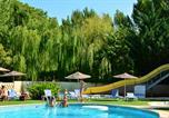 Camping avec Parc aquatique / toboggans Castelnau-de-Guers - Camping Sud Loisirs-1