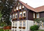 Location vacances Wienrode - Hotelpension am Kurpark-4
