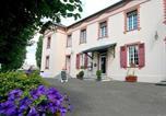 Hôtel Sainte-Gemmes-d'Andigné - Logis Auberge De L'ombrée-3