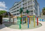 Location vacances Myrtle Beach - Myrtle Beach 205a Villa-1
