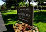 Hôtel Muskegon - Haworth Inn & Conference Center-2