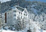 Hôtel Bever - Hotel La Collina-2