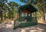 Villages vacances Canton - Lake Tawakoni Camping Resort Cabin 1-1