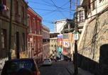 Location vacances Valparaíso - Cerro Concepción Valparaiso Daniel Bastidas-3