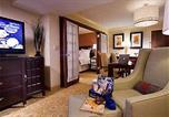 Hôtel Chesterfield - Marriott St. Louis West-4