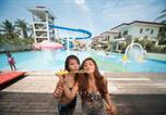 Villages vacances Batangas City - Cml Beach Resort & Waterpark-2
