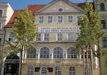 Hôtel Hohenmölsen - Hotel Drei Schwäne-4