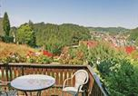 Location vacances Bad Liebenstein - One-Bedroom Holiday home Brotterode-Trusetal with Mountain View 01-2