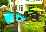 Location vacances Ko Kret - Nonthaburi Luxury Pool Villa-4