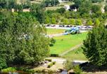 Camping  Acceptant les animaux Aveyron - Escapade - Camping Le Port De Lacombe-1