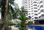 Villages vacances Tanjong Bungah - Batu Ferringhi Seaview Beach Resort @ Sri Sayang Apartment-2
