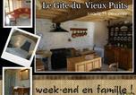 Location vacances Fougères-sur-Bièvre - Gîte du Vieux Puits-1