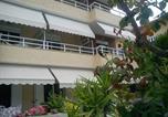 Hôtel Kalandra - Kyparisis Rooms-3
