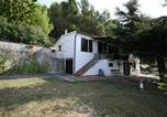 Location vacances Castellina Marittima - Holiday home Casa Bianca-3