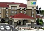 Hôtel Tacoma - Holiday Inn Express Hotel & Suites Tacoma South - Lakewood-1