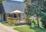 Location vacances Locqueltas - Holiday Home St Ave Route De Meucon-1