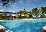 Hôtel Blue Bay - Blue Lagoon Beach Hotel-3