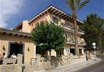 Location vacances Peguera - Hostal Villa Rosa-1