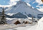 Location vacances Lech am Arlberg - Lech Lodge - Private Chalet-3