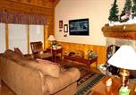 Location vacances Pigeon Forge - Dainty's Digs Duplex Cabin in Pigeon Forge-4