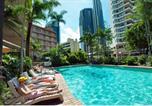 Hôtel Surfers Paradise - Islander Backpackers Resort