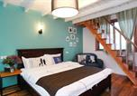 Location vacances Jiaxing - Xitang Coffee Princess Guesthouse-2