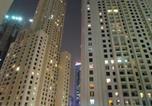 Location vacances  Émirats arabes unis - Zenith - Jbr- Murjan 2-2