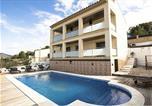 Location vacances Sant Pere de Ribes - villa in calafell