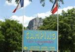 Camping Rougon - Camping Les Lavandes-1