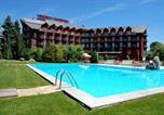 Hôtel Ger - Puigcerda Park Hotel-1