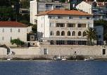 Hôtel Komiža - Villa Dalmacija Hvar Hotel-3