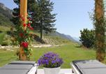 Hôtel Puget-Théniers - Le Mas : Chambres À La Montagne-1