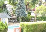 Hôtel Atascadero - Rancho Tee Motel-4