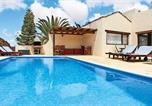 Location vacances Lajares - Casa Blanca Ventura-1