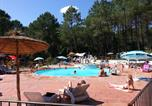Camping avec Piscine Richerenches - Camping La Simioune-1