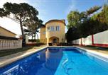 Location vacances El Masnou - Casa Familiar: Piscina y Playa-1