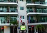 Hôtel Acapulco de Juárez - Hotel & Spa Sol y Luna-4